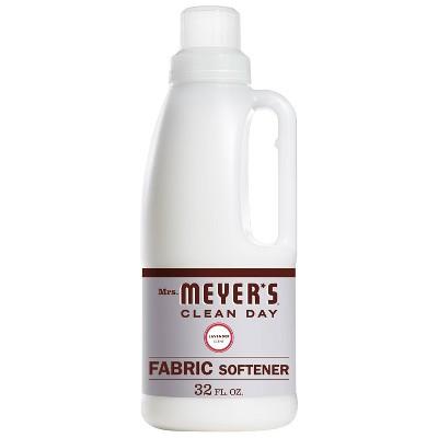 Fabric Softener: Mrs. Meyer's