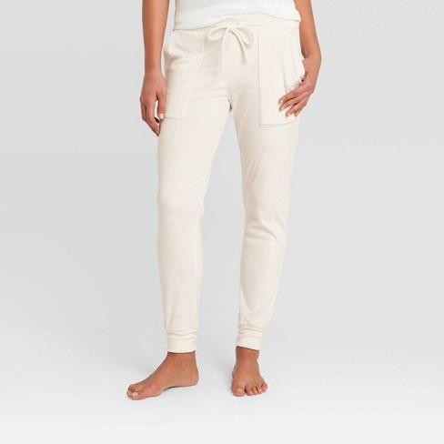 Women's Cozy Fleece Lounge Pajama Pants - Stars Above™ - image 1 of 2