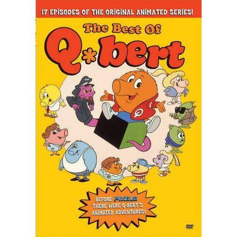Qbert: The Best Of (DVD) - image 1 of 1