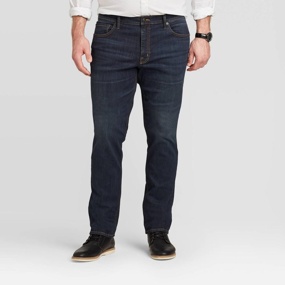 Men 39 S Tall Slim Fit Jeans Goodfellow 38 Co 8482 Indigo Blue 42x36