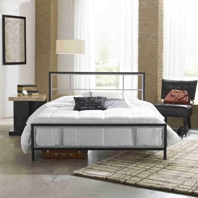 Arlington Metal Platform Bed Frame - Eco Dream : Target