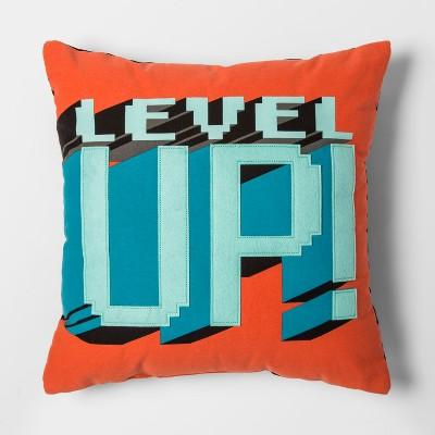 Level Up Throw Pillow - Pillowfort™