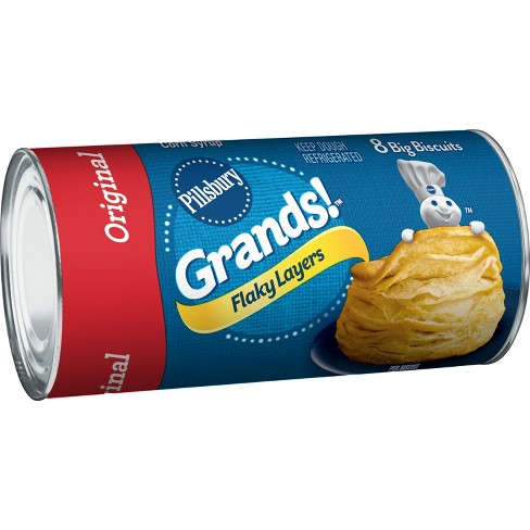 Pillsbury Grands! Flaky Layered Biscuits - 8ct - image 1 of 1
