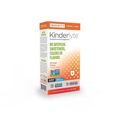 Kinderlyte Electrolyte Plus Immunity Supplement - 6ct