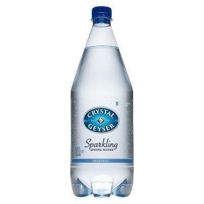 Sparkling Water: Crystal Geyser Sparkling