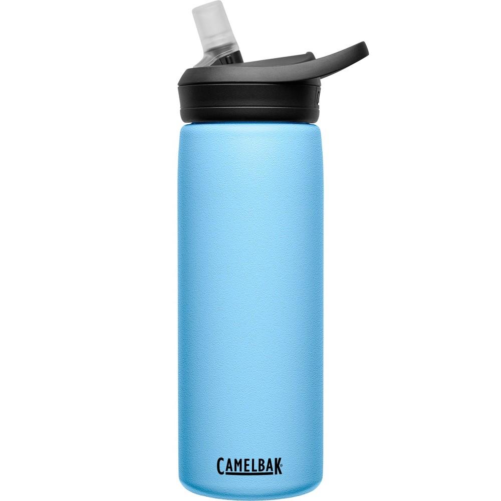 Camelbak Eddy 20oz Vacuum Insulated Stainless Steel Water Bottle Blue