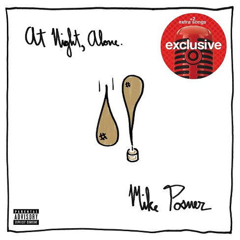 Mike Posner - At Night, Alone. (Target Exclusive) - image 1 of 1