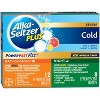 Alka-Seltzer Plus NSAID Cold Day/Night Pack PowerFast Fizz Tablets - Citrus Lemon - 20ct - image 2 of 4