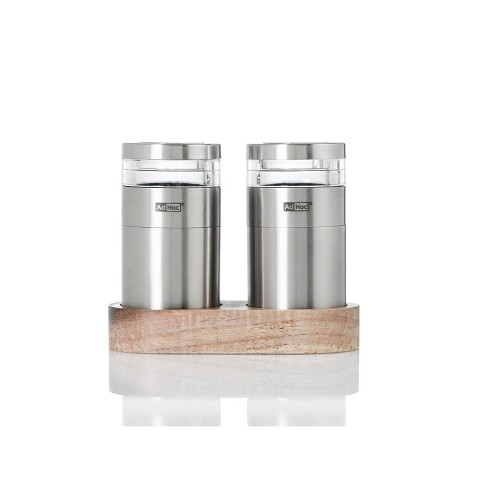 Adhoc Pepper and Salt Mills Menage Molto - image 1 of 4
