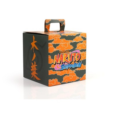 Just Funky Naruto Shippuden Konoha Collectors Looksee Box   Includes 5 Themed Collectibles