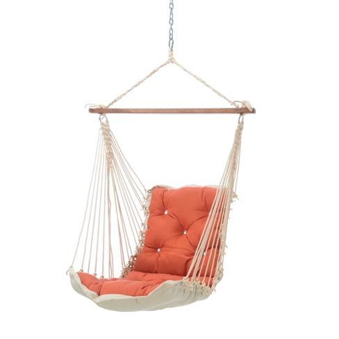 Single Swing Peach Hatteras Hammocks Target