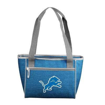 NFL Detroit Lions 2017 Logo Crosshatch 16 Can Cooler Tote - 21.3qt