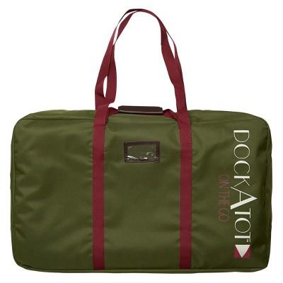 DockATot Deluxe Transport Bag - Moss Green