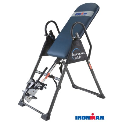 Ironman Gravity Inversion Table