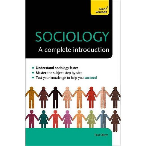 Sociology: A Complete Introduction - by  Paul Oliver (Paperback) - image 1 of 1