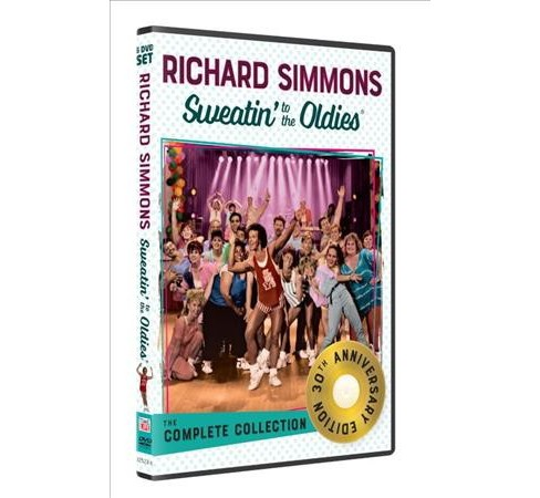 Richard Simmons:Sweatin To The Oldie (DVD) - image 1 of 1