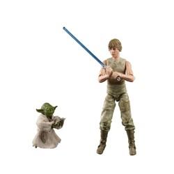 Star Wars The Black Series Luke Skywalker and Yoda (Jedi Training)