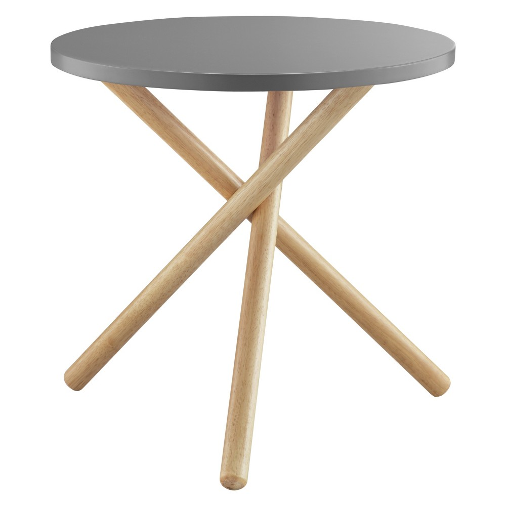 End Table Gray, Accent Tables