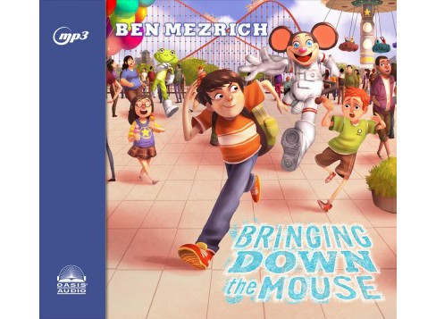 Bringing Down the Mouse -  MP3 by Ben Mezrich (MP3-CD) - image 1 of 1
