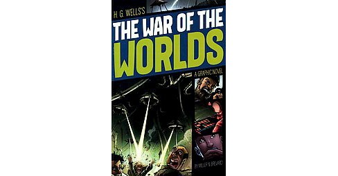 War of the Worlds (Paperback) (H. G. Wells & Katherine Mclean Brevard) - image 1 of 1