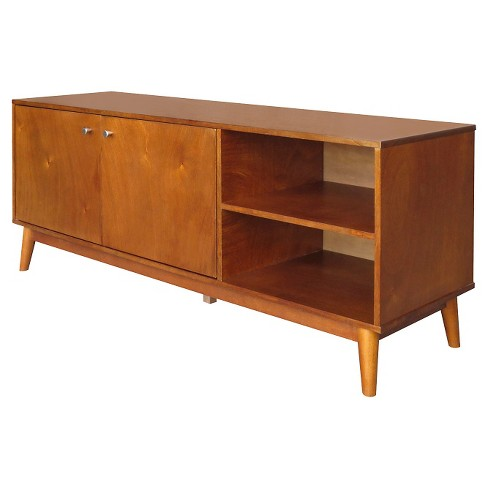 Amherst Mid Century Modern TV Stand - Brown - Project 62™ - image 1 of 5