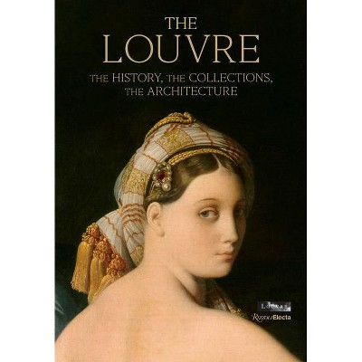 The Louvre - by  Genevieve Bresc-Bautier (Hardcover)