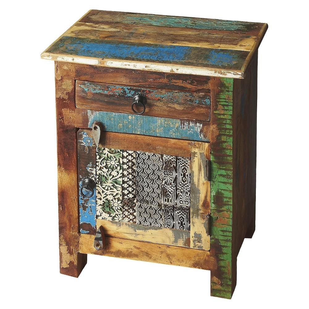 Storage Cabinet Rustic Brown - Butler Specialty