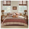 Duncan Printed Quilt Set 6pc - image 2 of 4