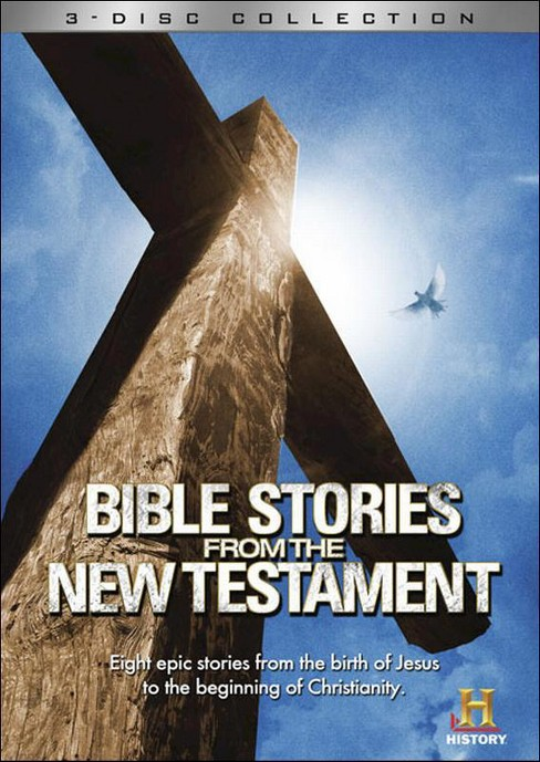 The Bible: Stories from the New Testament [3 Discs] - image 1 of 1