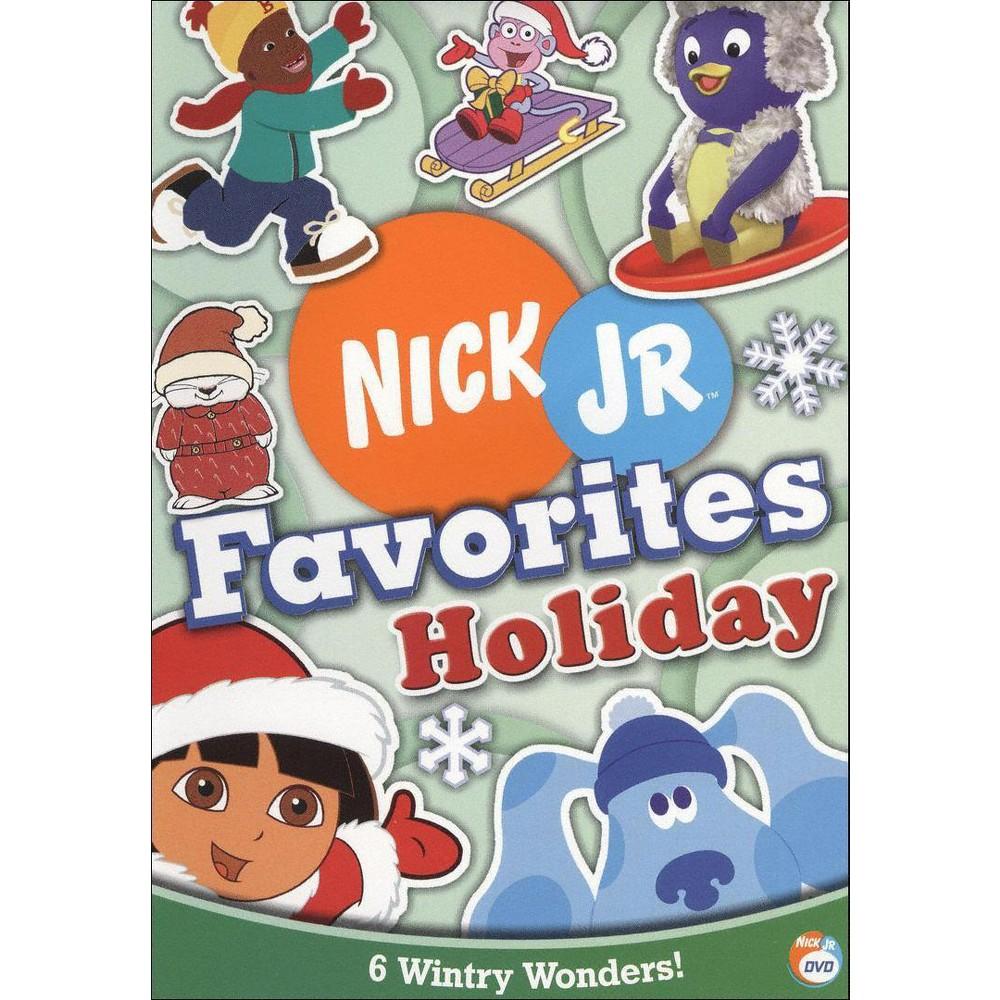 Nick Jr. Favorites: Holiday (dvd_video)