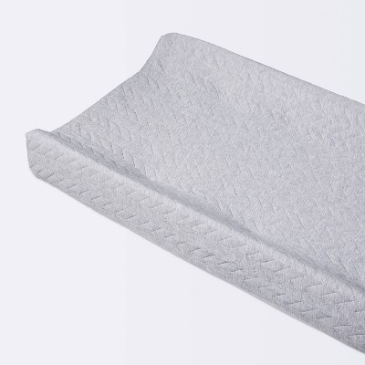 Changing Pad Cover Gray - Cloud Island™