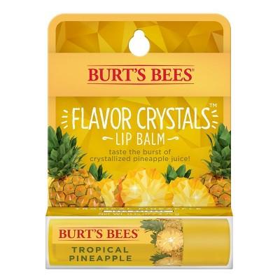 Lip Balm & Chapstick: Burt's Bees Flavor Crystals
