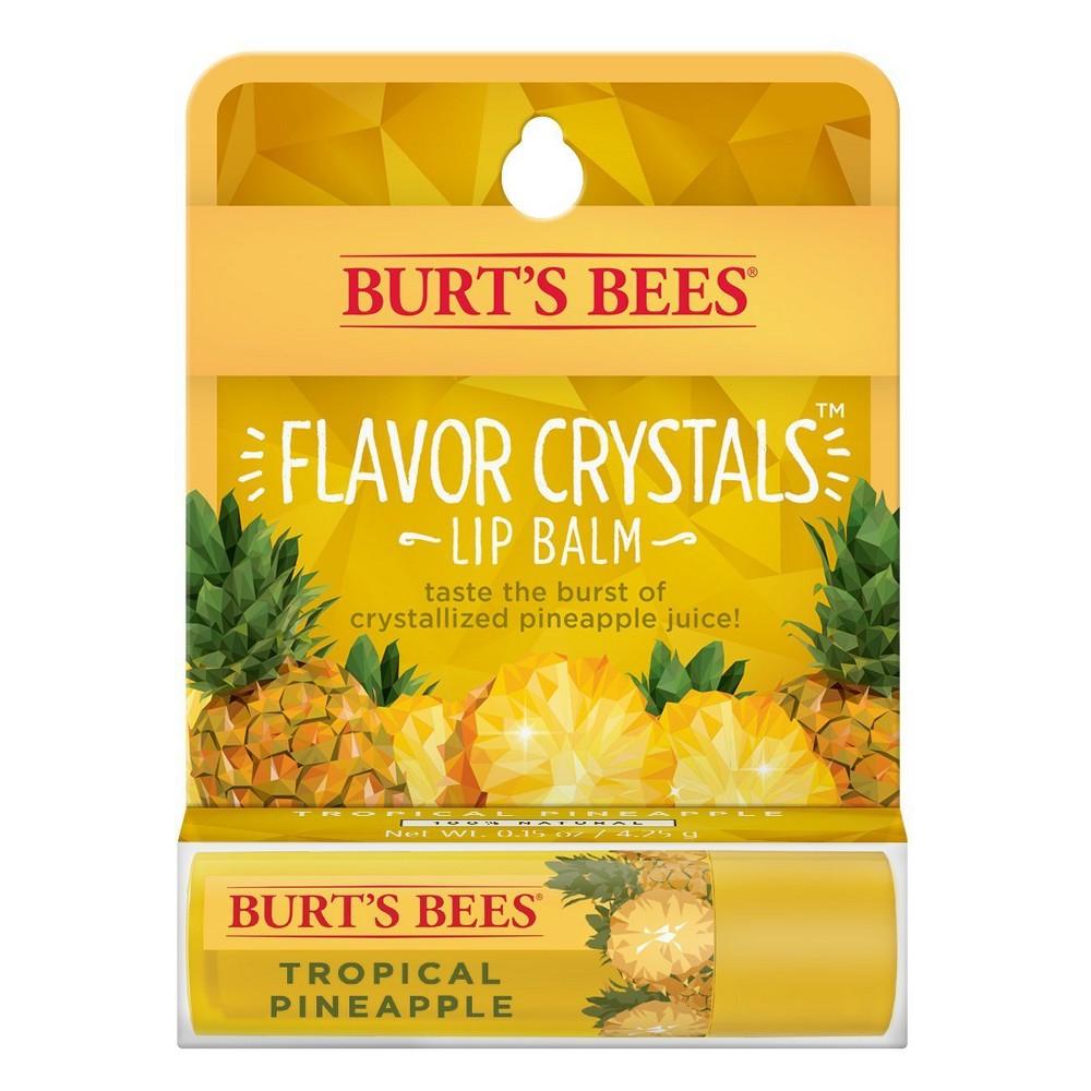 Burt's Bees Flavor Crystal Pineapple - .16oz