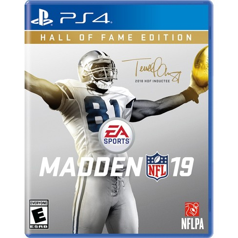Madden NFL 19: Hall of Fame Edition - PlayStation 4 - image 1 of 4