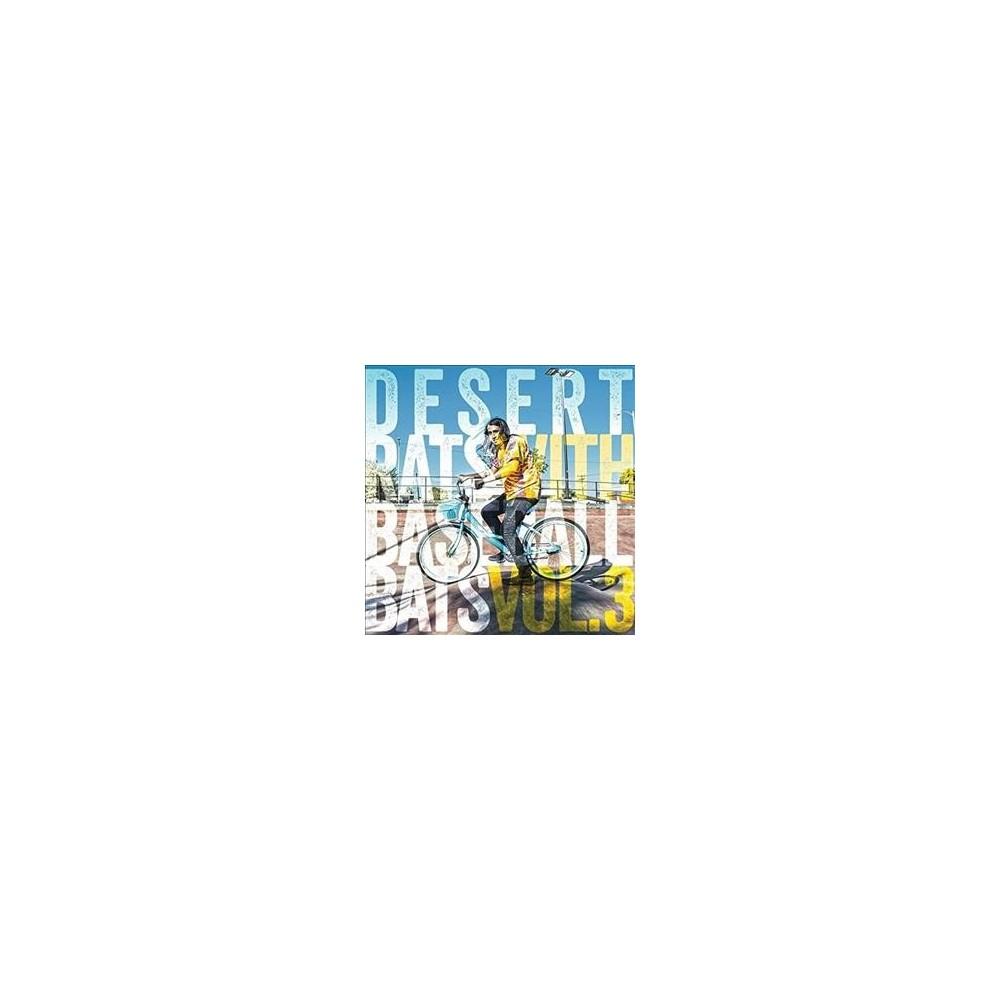 Various - Desert Rats With Baseball Bats 3 (Vinyl)