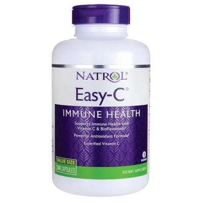 Natrol Vitamin C Easy-C 500 mg Capsule