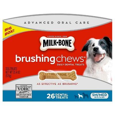 Milk-Bone Brushing Chews Small/Medium 20.4oz