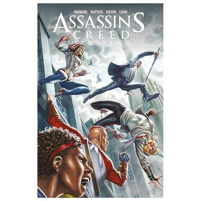 Assassin S Creed Uprising Volume 2 Inflection Point By Dan