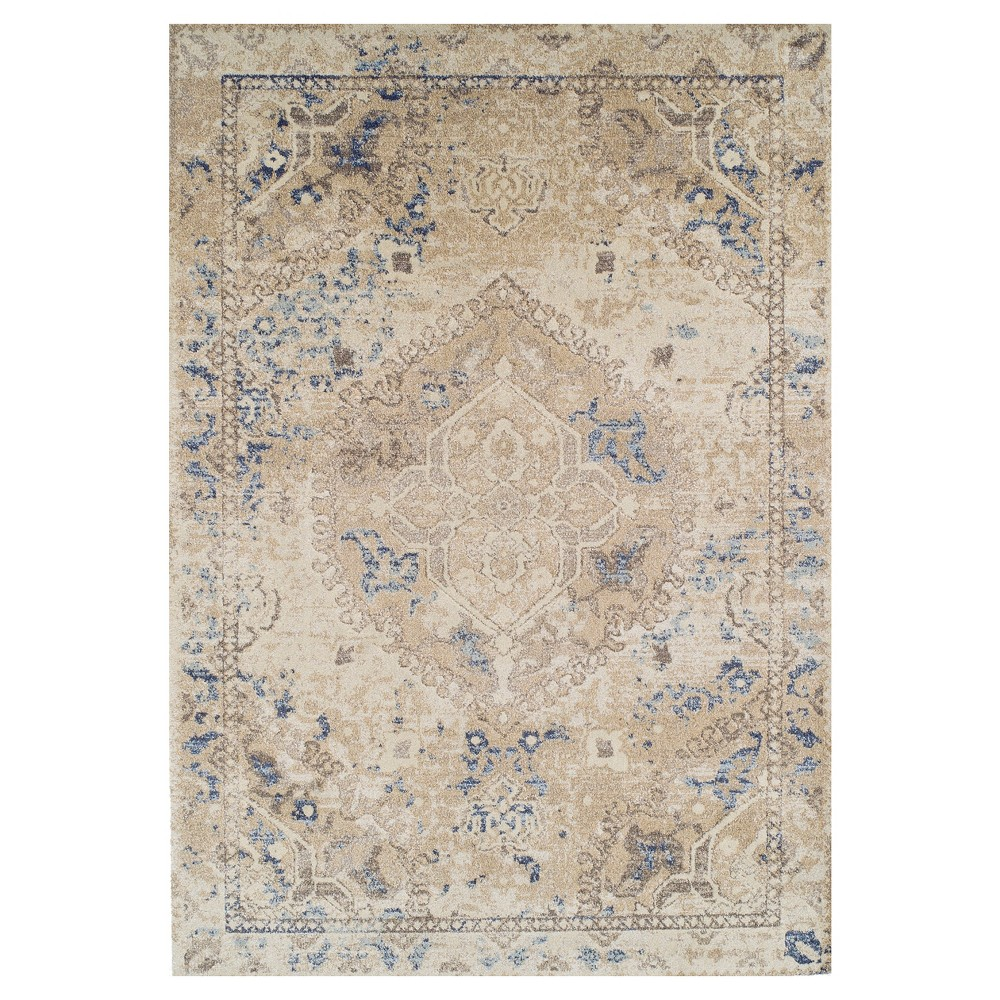 9'6X13' Linen Solid Woven Area Rug - Addison Rugs