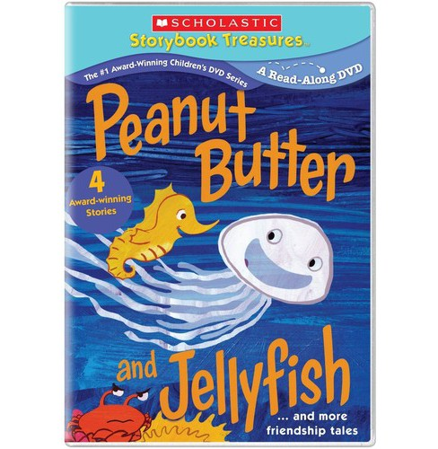 Peanut butter and jellyfish and more (DVD) - image 1 of 1