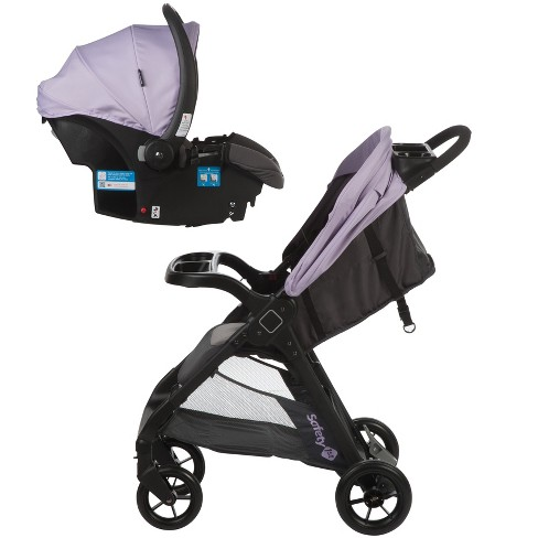 Safety 1st Smooth Ride Travel System Wisteria Blue