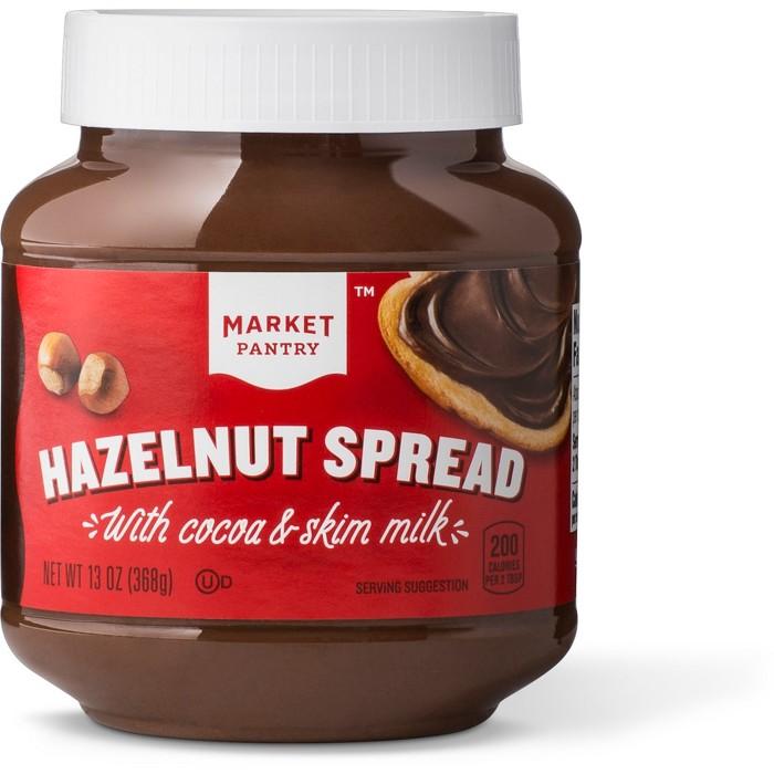 Hazelnut Spread with Cocoa & Skim Milk 13oz - Market Pantry™ - image 1 of 1