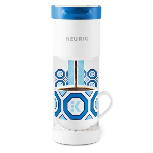 Keurig K-Mini Basic Jonathan Adler Limited Edition Single-Serve K-Cup Pod Coffee Maker - White - image 1 of 4