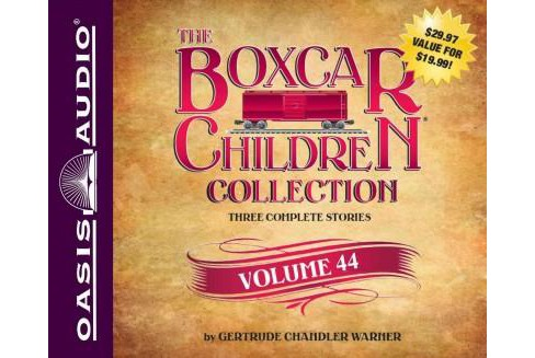 Boxcar Children Collection : The Boardwalk Mystery #131, Mystery of the Fallen Treasure #132, the Return - image 1 of 1