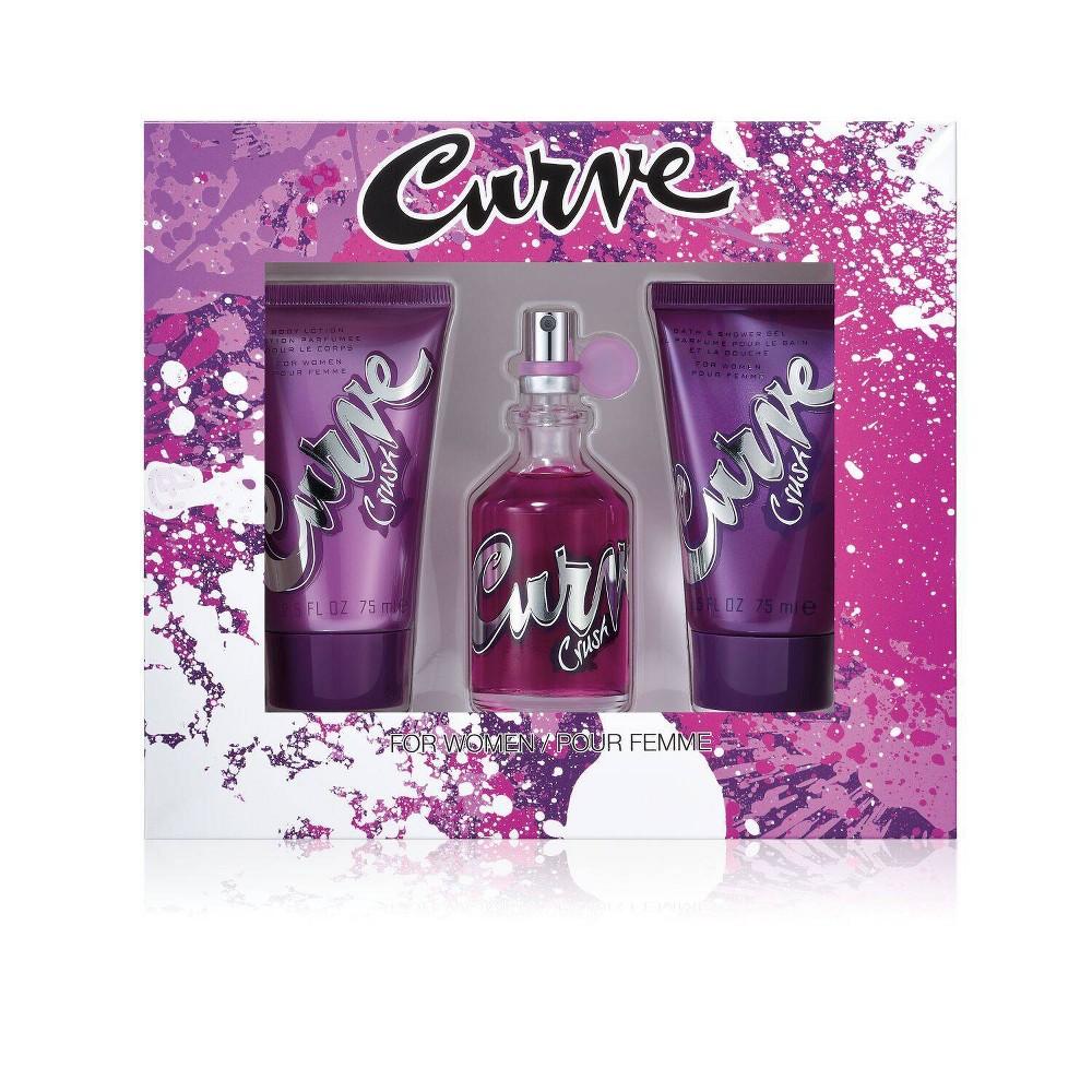 Image of Women's Curve Crush Fragrance Kit - 3pc/6.7 fl oz