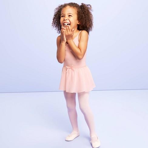 Toddler Girls' Dancewear Skirt - More than Magic™ Pink - image 1 of 3