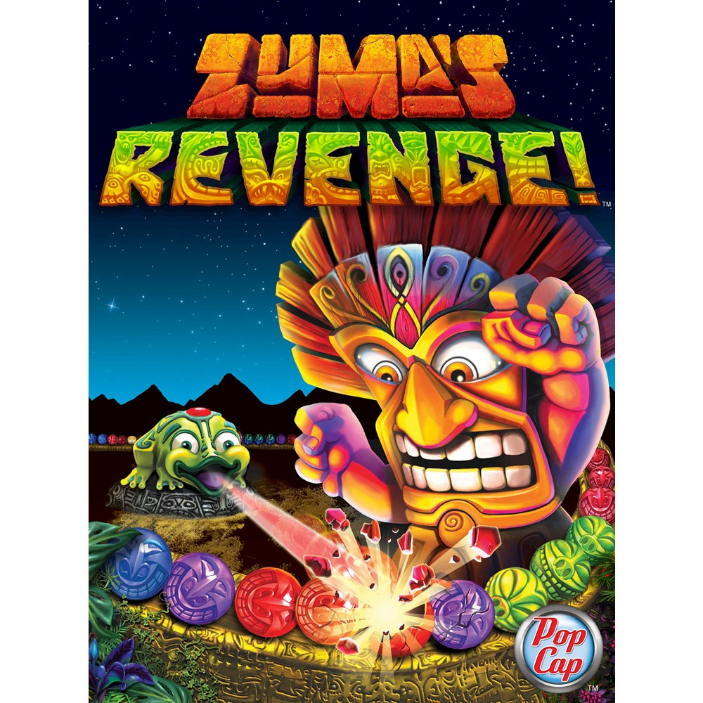 Zuma's Revenge! - PC Game (Digital)