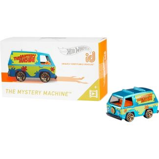 Hot Wheels id Scooby-Doo Mystery Machine