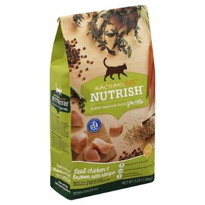 Cat Food: Rachael Ray Nutrish