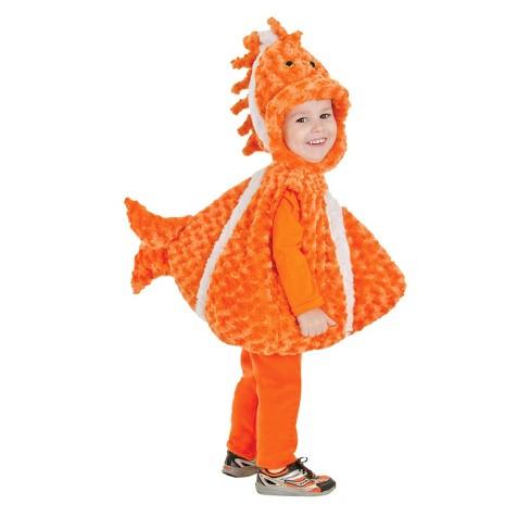 Clown Fish Costume Target